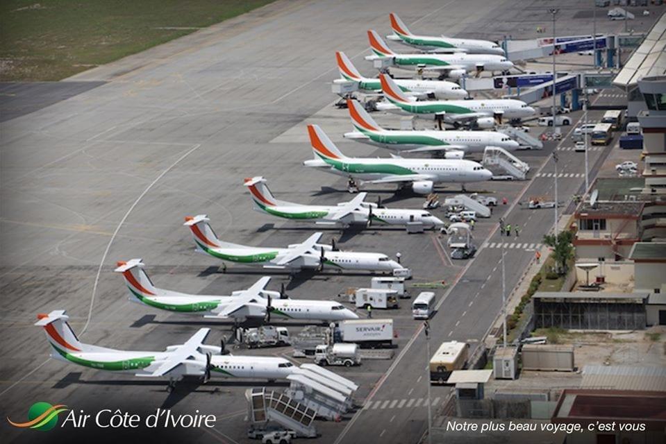 Air Côte d'Ivoire, une autre victime du Coronavirus