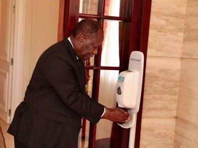 Côte d'Ivoire/Coronavirus : Le gouvernement décide de fermer ses frontières et ses établissements scolaires