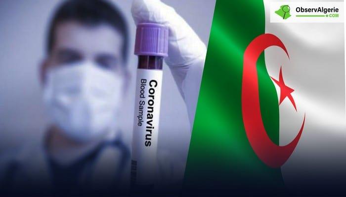 Algérie/coronavirus : neuf personnes d'une même famille testées positives