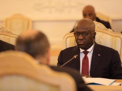 Côte d'Ivoire : le ministre Amon Tanoh démissionne officiellement