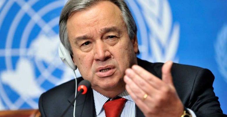 """Antonio Guterres : avec le coronavirus, """"on risque des millions de morts en Afrique """""""