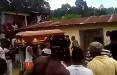 Après sa mort, cet ivoirien ne veut pas être enterré