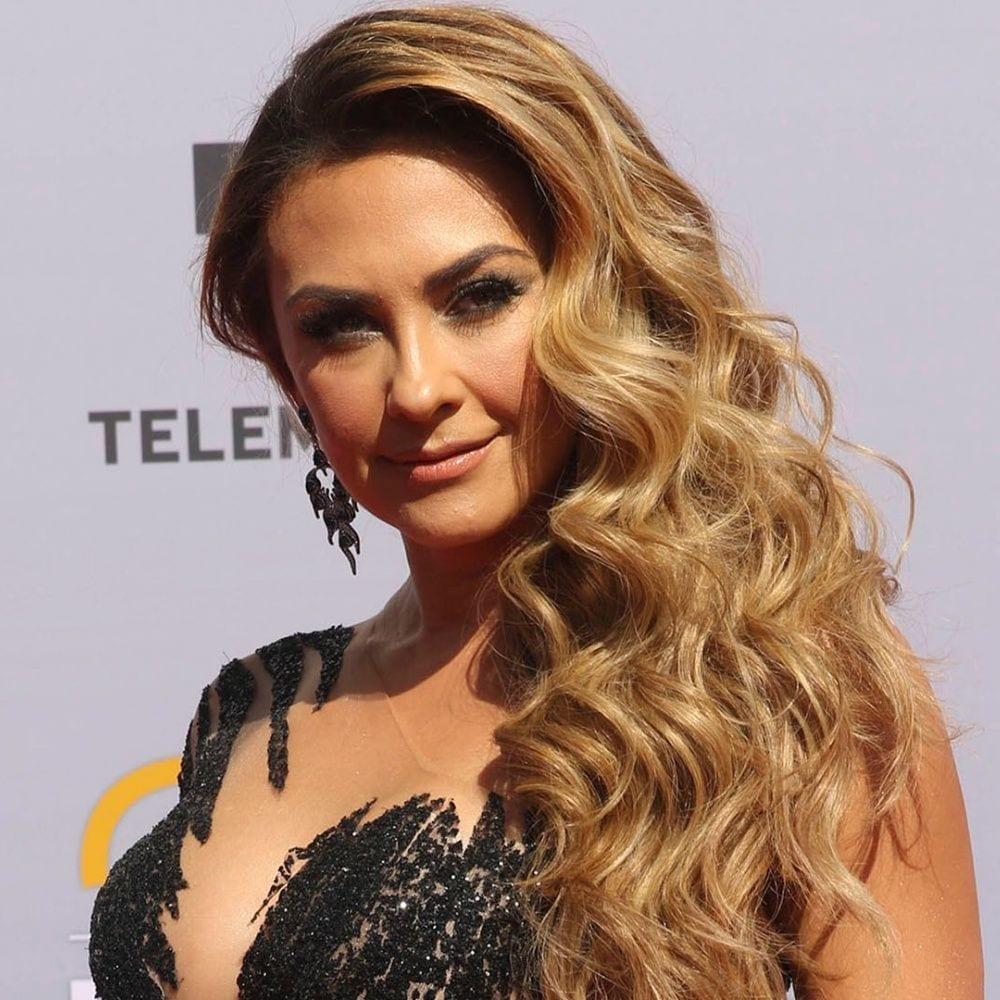 Aracely Arámbula décide de quitter la chaine Telemundo; les raisons.