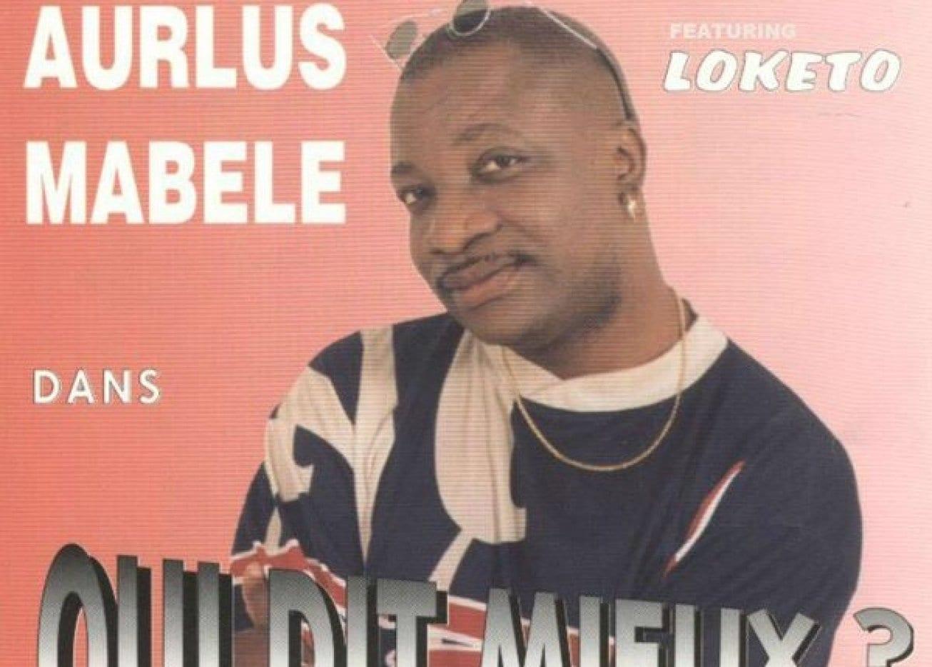 Coronavirus : le roi du Soukous congolais, Aurlus Mabélé est mort
