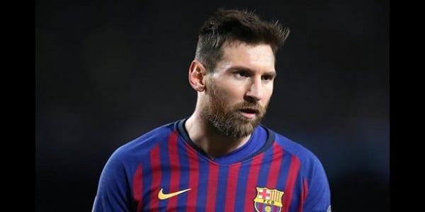 Barça: Messi exprime sa colère après la défaite à Madrid