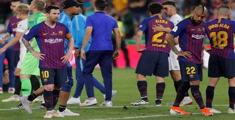 Barça: le comportement des joueurs exaspère toute l'Espagne