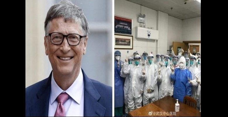Bill Gates explique comment combattre le coronavirus