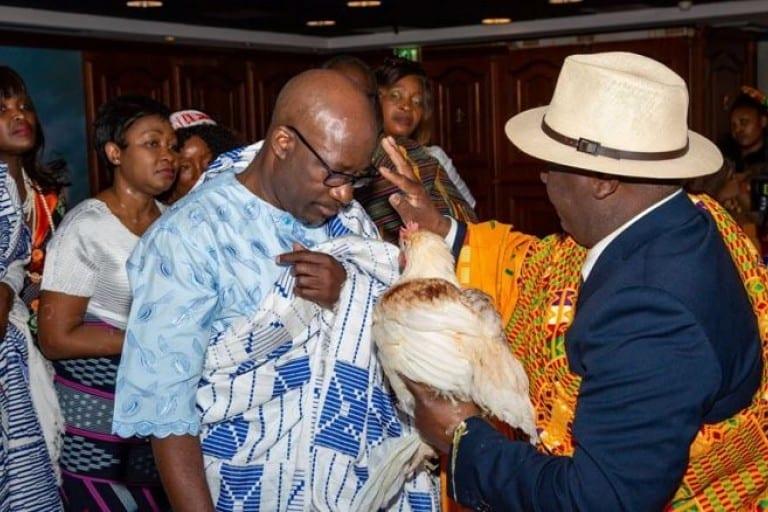 Blé Goudé : « Je vais retourner en Côte d'Ivoire et je serai parmi les dirigeants, c'est un fait établi »