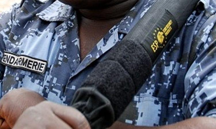 Togo : gendarmes et braqueurs s'affrontent, un mort