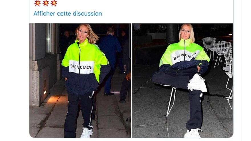 Ce nouveau post de Céline Dion agite la toile
