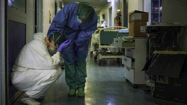 CORONAVIRUS : 651 MORTS EN ITALIE CE DIMANCHE, SOIT UN BILAN TOTAL DE PRÈS DE 5.500 DÉCÈS