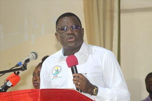 COVID-19 Burkina : Vincent Dabilgou, ministre des Transports testé positif