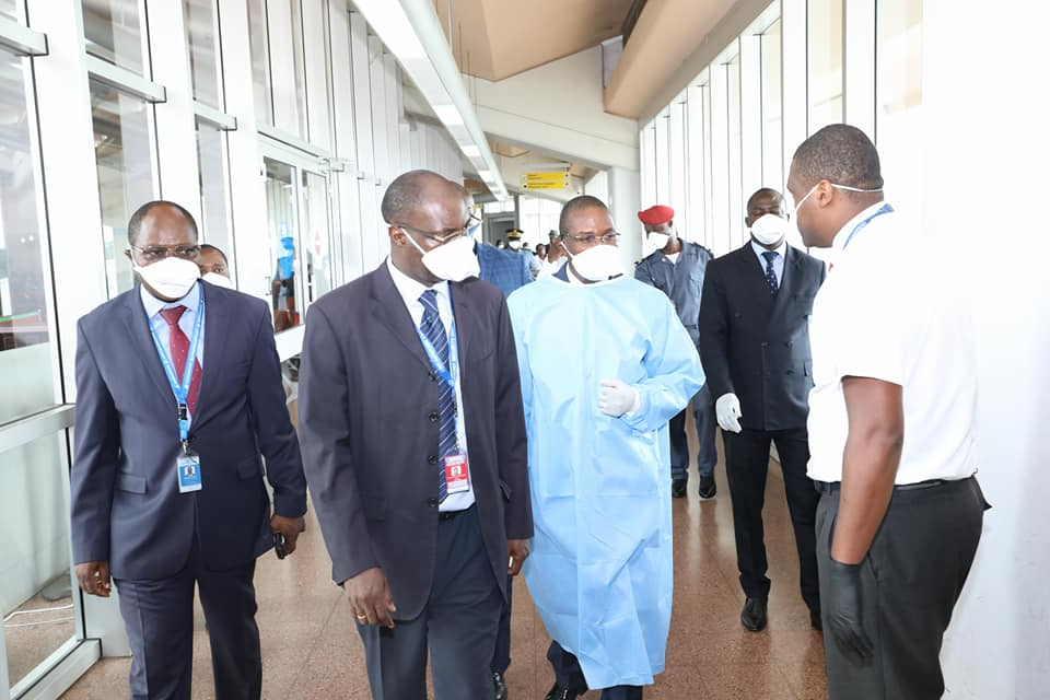 COVID-19 au Togo : 20 cas confirmés en ce jour du 24 mars 2020