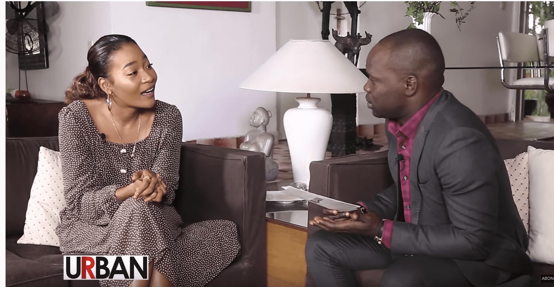 Quand un journaliste drague Soukeïna Koné, la fille d'Alpha Blondy en direct  VIDEO