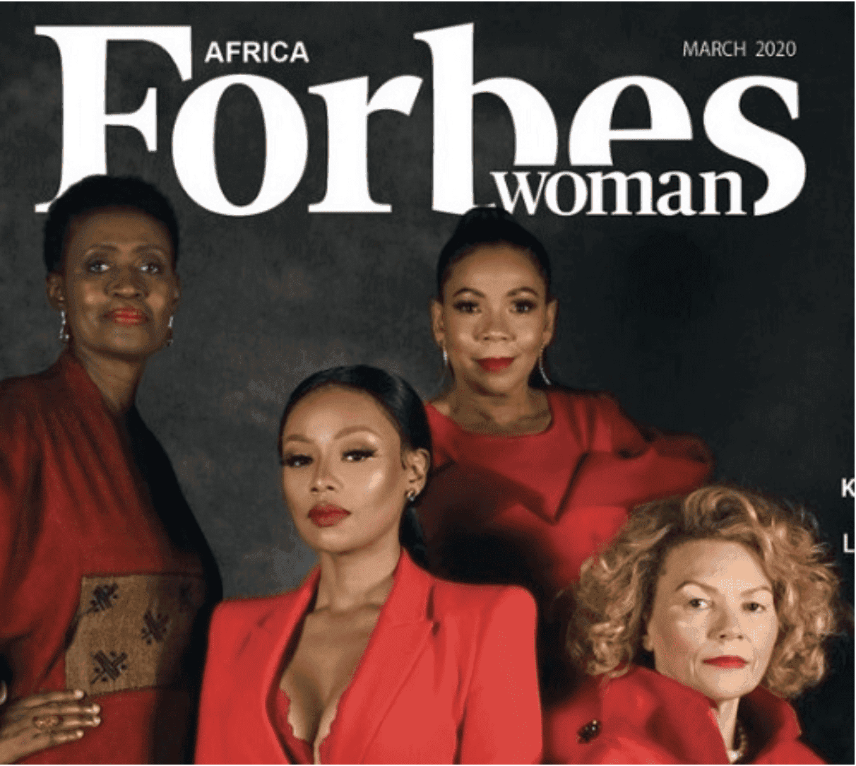 DEUX CAMEROUNAISES DANS LE CLASSEMENT FORBES 2020 DES FEMMES LES PLUS PUISSANTES D'AFRIQUE
