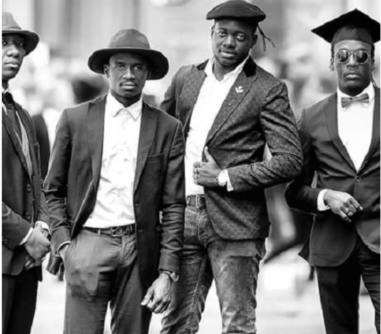 RÉSEAUX SOCIAUX : BLACK AND WHITE CHALLENGE, LE DÉFI QUI A AMBIANCÉ TWITTER 237