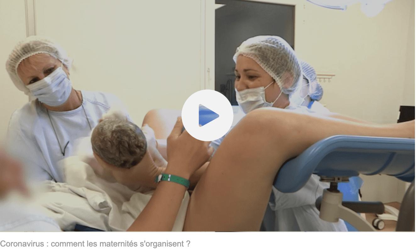 Coronavirus : comment les maternités s'organisent ?