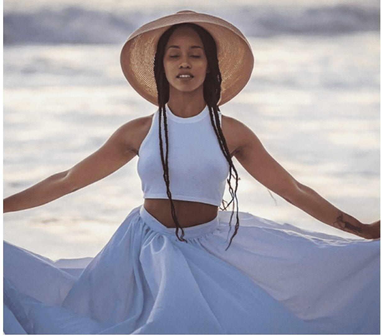 Malaika Salatis, La Talentueuse Danseuse Réunionnaise Qui A Tapé Dans L'œil De Diamond Platnumz