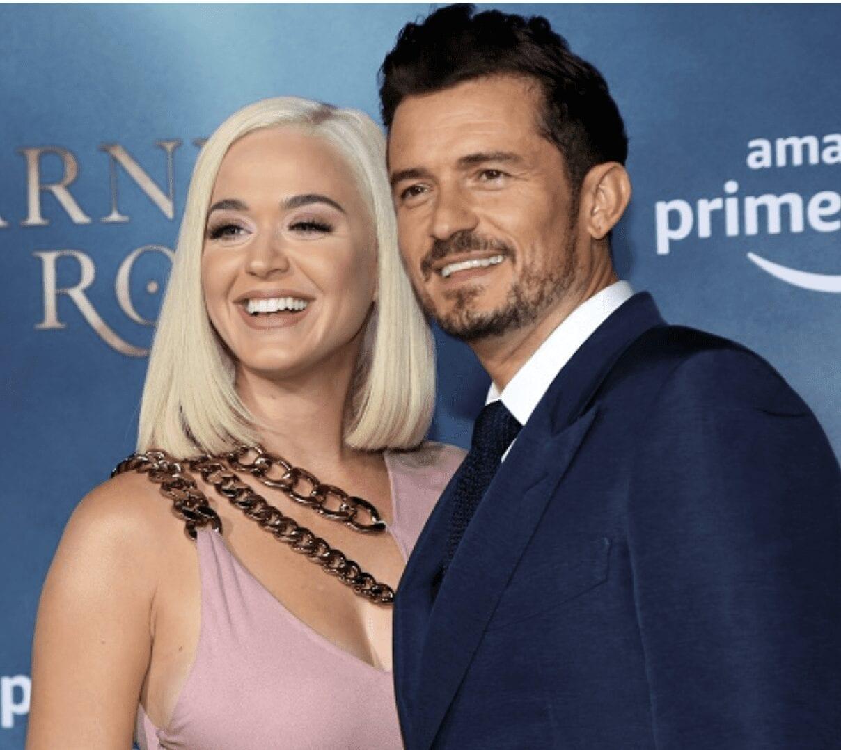 People : Katy Perry Enceinte De Son Premier Enfant !