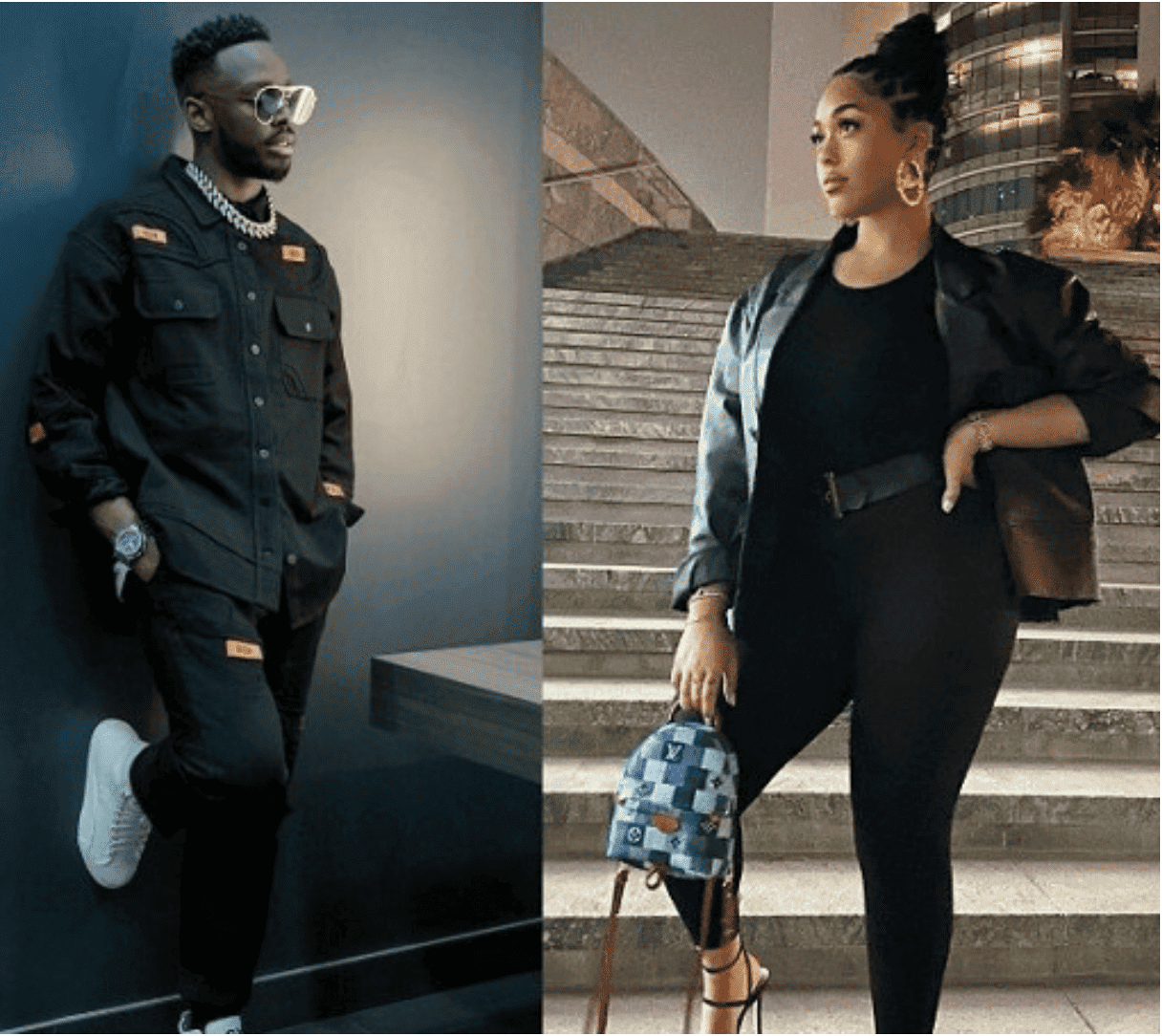 PEOPLE : DADJU ET JORDYN WOODS ULTRA COMPLICES À DUBAÏ