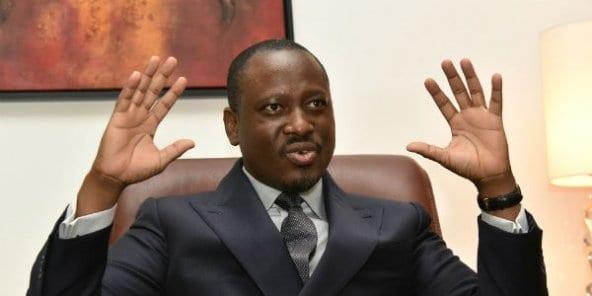 Côte d'Ivoire : Alain Lobognon et Simon Soro transférés de leurs prisons, Soro Guillaume réagit !