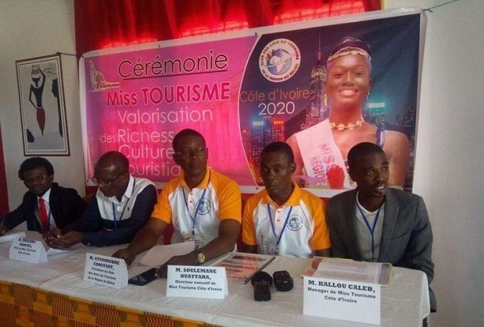 Côte d'Ivoire : Miss Tourisme 2020 lancé