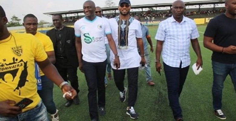 Côte d'Ivoire/football: Didier Drogba au centre d'un scandale