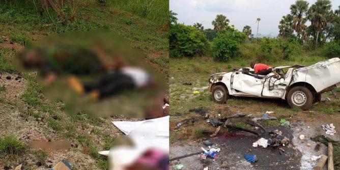 Côte d'Ivoire : grave accident sur autoroute du nord, 10 morts