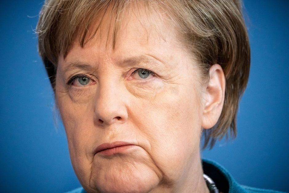 Coronavirus : Angela Merkel s'isole après son contact avec un médecin testé positif