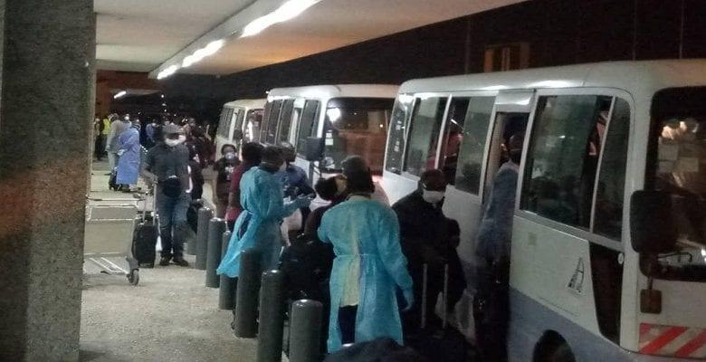 Coronavirus au Cameroun: des passagers mis en quarantaine évadés de leur hôtel? Les autorités réagissent!