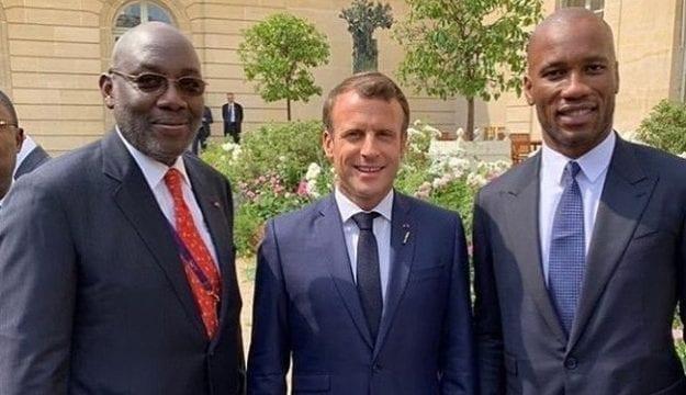 Coronavirus: Didier Drogba ne comprend pas l'indifférence de certains ivoiriens (Vidéo)