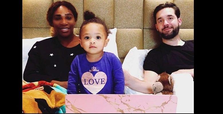 Coronavirus : Serena Williams et sa famille en quarantaine (vidéo)