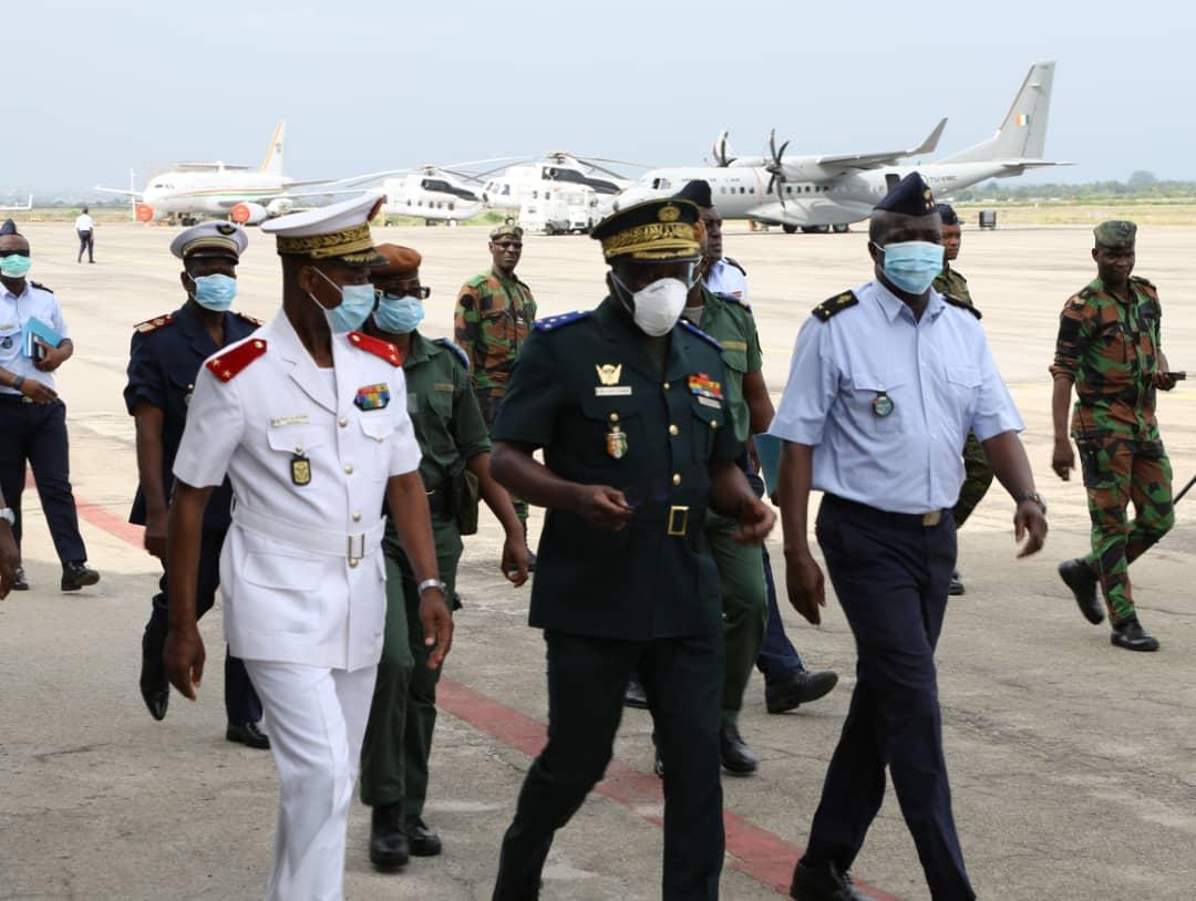 Coronavirus En Côte D'ivoire : L'armée Ivoirienne Sur Le Qui-Vive, « Les Moyens Aériens Mobilisés »
