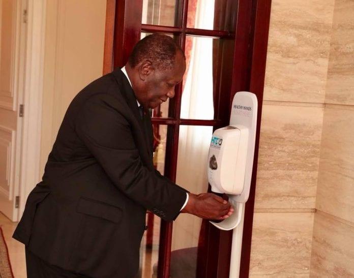 Coronavirus : le message de Ouattara aux Ivoiriens et à la Côte d'Ivoire