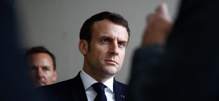 Coronavirus : quel scénario si Emmanuel Macron est contaminé ?