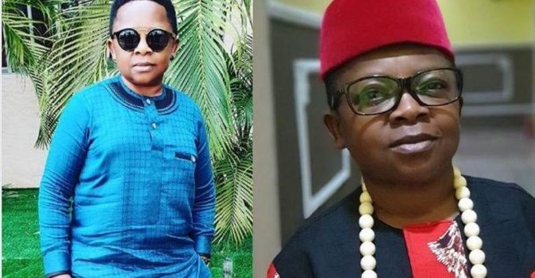Coronavirus: l'acteur nigérian Aki présente sa nouvelle façon de saluer (PHOTO)
