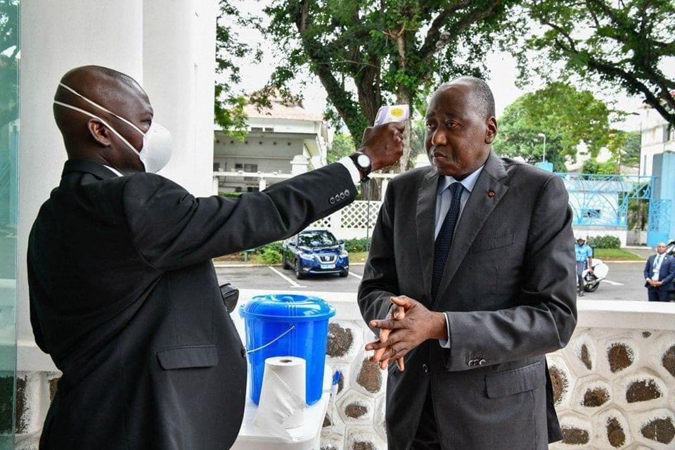 Covid-19 : Amadou Gon testé négatif au coronavirus ?