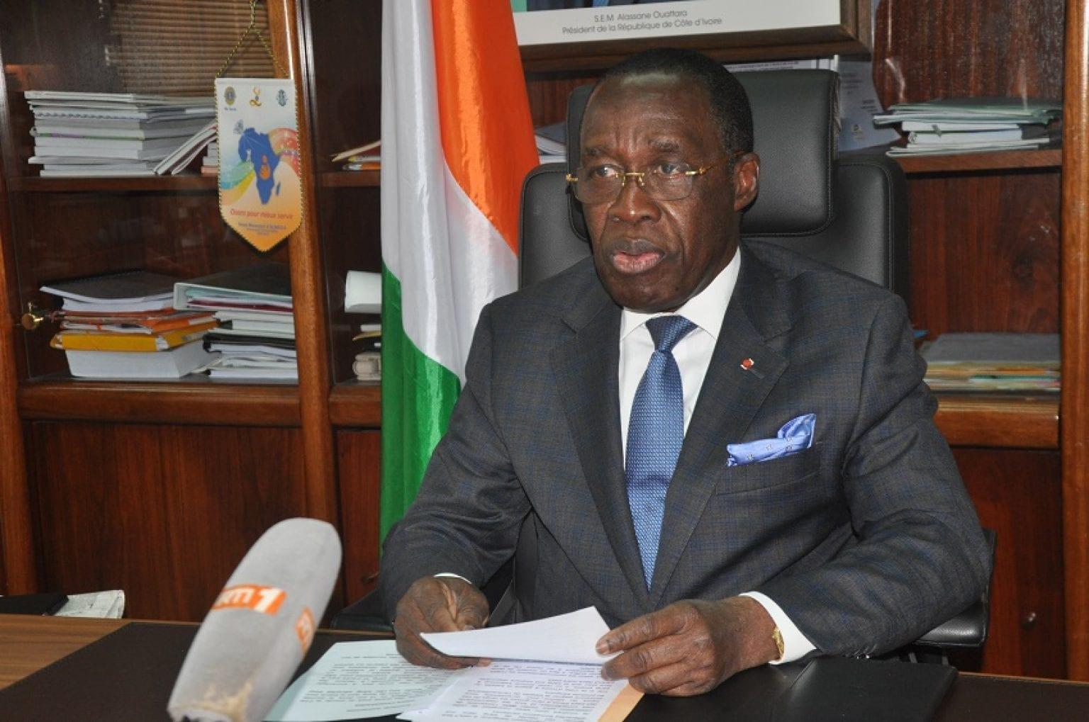 Covid-19 Côte d'Ivoire : le nombre de contaminé passe à 165 avec 1 décès