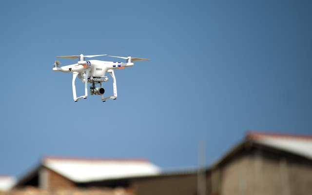 Covid-19 : Un «drone pandémique» pour détecter les patients infectés