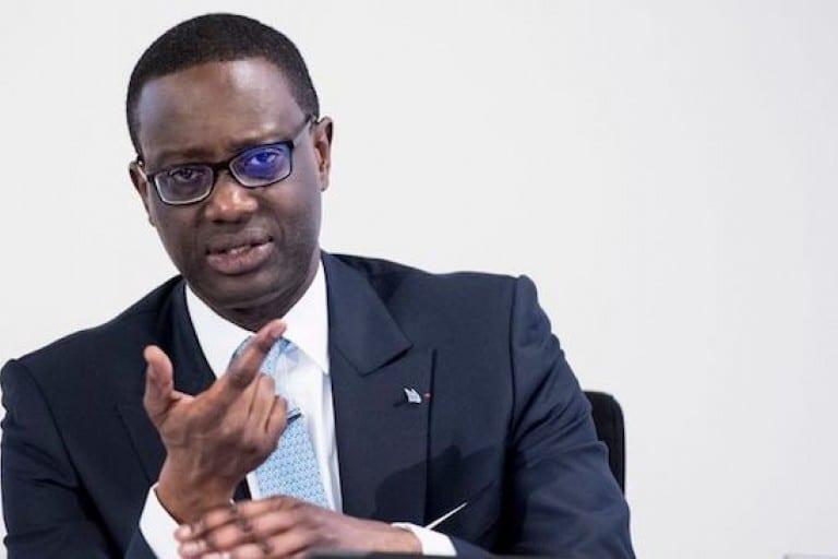 Crédit Suisse: Démissionnaire, voici le point de chute de Tidjane Thiam