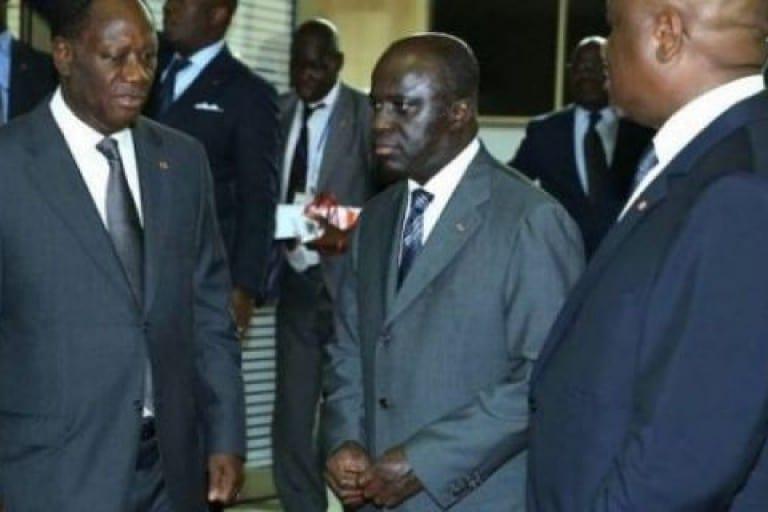 Démission de Marcel Amon-Tanoh : Ses reproches à Alassane Ouattara