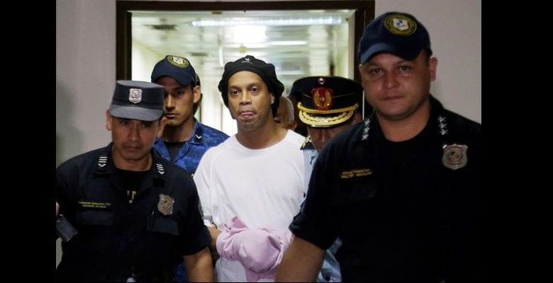 De champion du monde à prisonnier : une nouvelle affaire complique les choses pour Ronaldinho