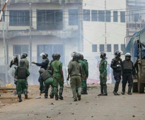 Guinée : Des coups de feu à kipé et d'autres localités