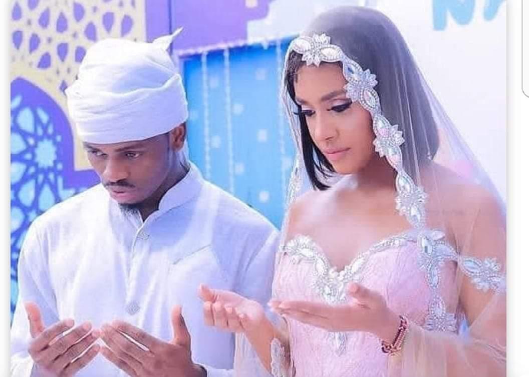 Diamond Platnumz largué par sa petite amie Tanasha Donna