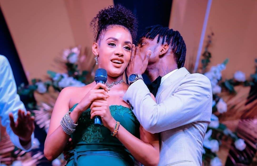 Diamond Platnumz : sa petite amie Tanasha Donna le quitte et s'exprime sur la toile