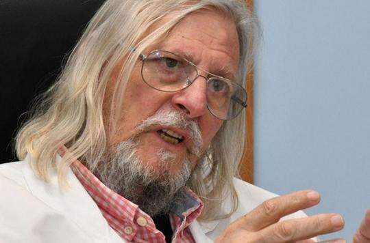 Lutte contre le Covid-19 : Le professeur Didier Raoult diffuse les résultats d'une deuxième étude