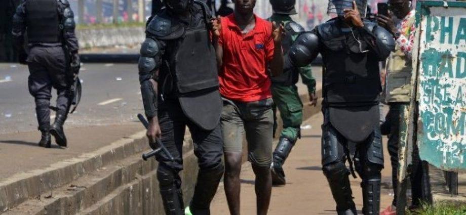 Dix morts le jour du vote à Conakry : Et tout ça, pour baliser la voie d'un 3e mandat à Alpha Condé