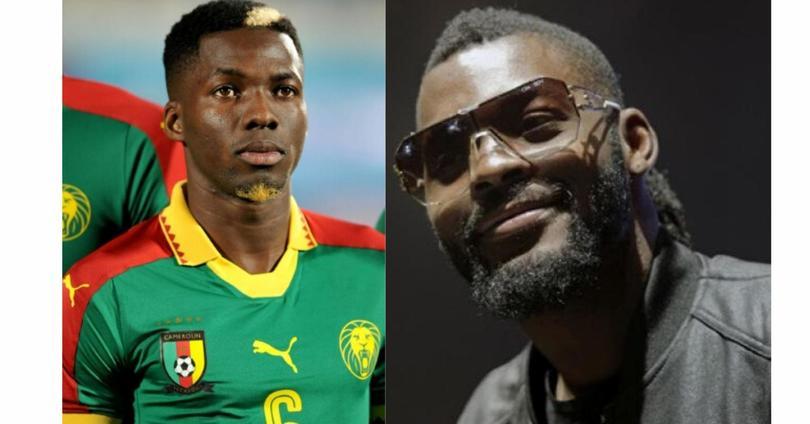Dj Arafat : Le footballeur camerounais Oyongo se lâche sans retenue sur la chanson KONG. (VIDÉO)