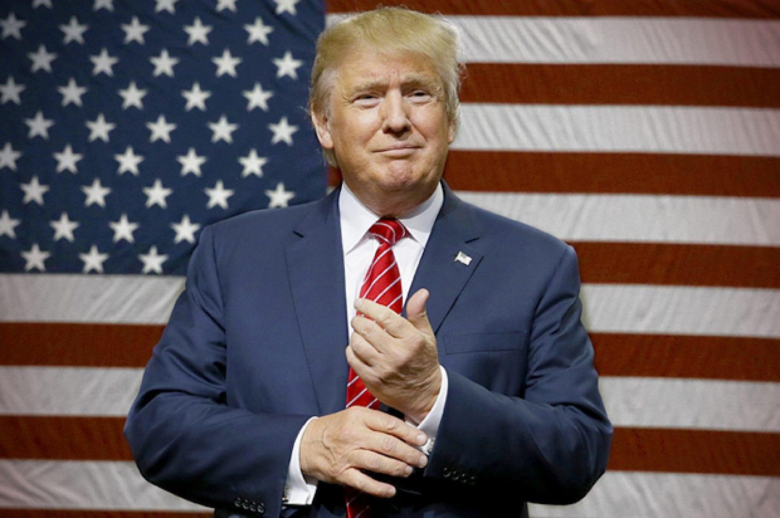 Donald Trump : « les Etats-Unis accélèrent le développement de traitements contre le COVID-19 »