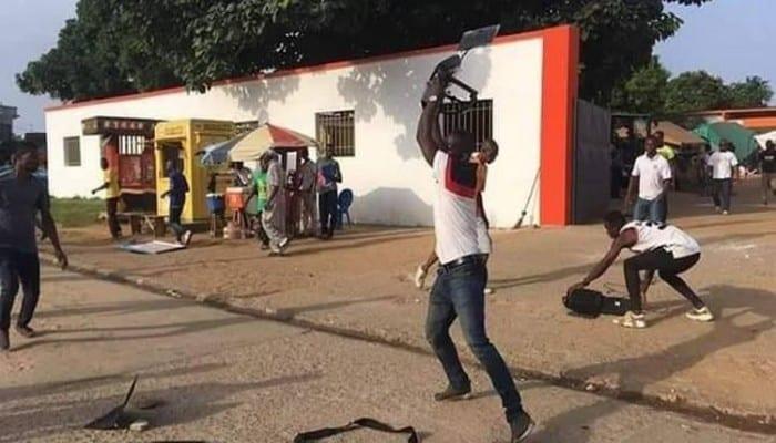 Côte d'Ivoire: Du matériel d'enrôlement détruit à Yopougon, les auteurs arrêtés
